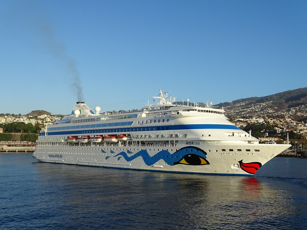The Last Five Cruise Ship Transactions