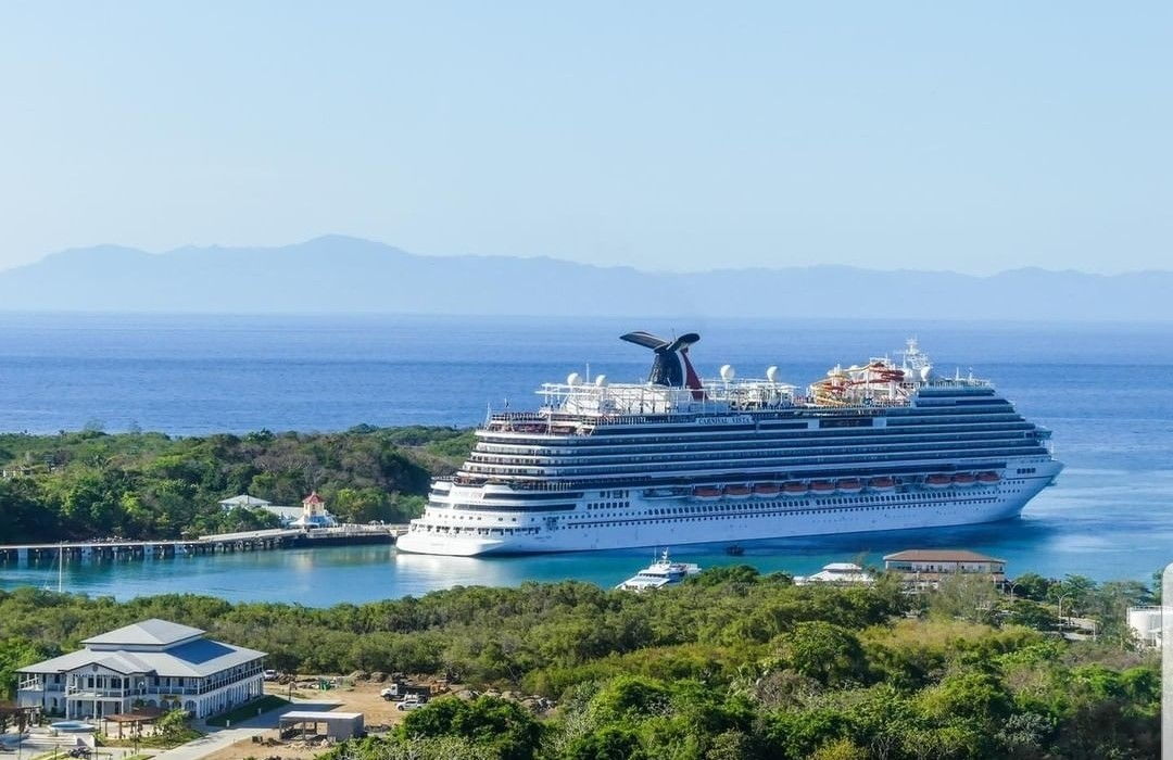 Carnival Cruise Line Makes First Visits to Caribbean Ports in 16 Months